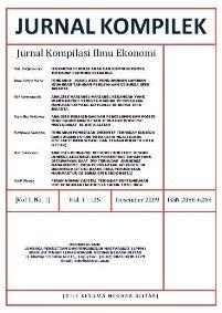 Jurnal Kompilasi Ilmu Ekonomi (KOMPILEK)